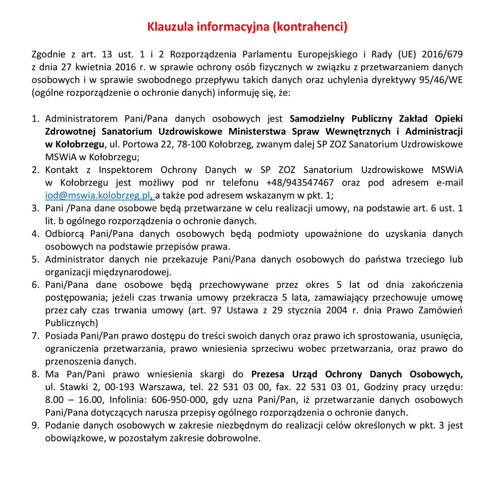 Polityka prywatności cz.4